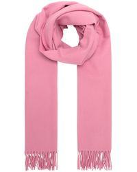 Samsøe & Samsøe Oblong Scarf - Pink