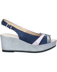 Donna Soft Sandals - Blue
