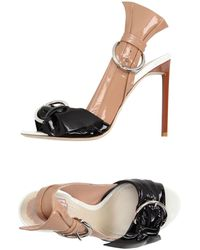 Dior Sandalias - Negro