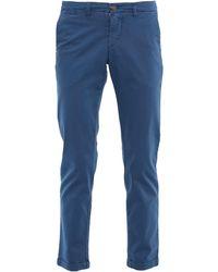 C+ Plus Trousers - Blue
