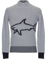 Paul & Shark Turtleneck - Gray