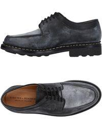 Yuketen Zapatos de cordones - Gris