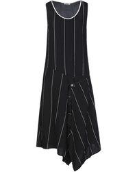 Crea Concept Knee-length Dress - Black