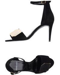 Pierre Hardy Sandals - Black