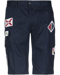 Paul & Shark Shorts & Bermuda Shorts - Blue
