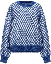 Care Of You Sweater - Blue
