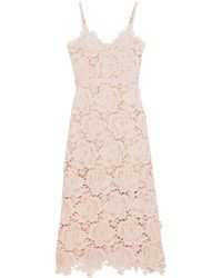 Catherine Deane Long Dress - Pink