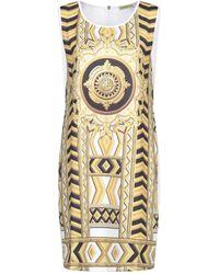 Versace Jeans Couture Vestito corto - Bianco