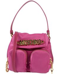 Moschino Handbag - Purple