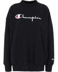 Champion Sweatshirt - Black