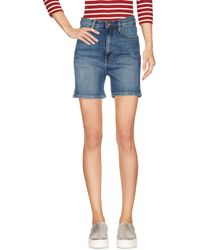 Pepe Jeans Shorts jeans - Blu