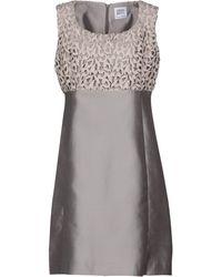 Cinzia Rocca Knee-length Dress - Gray