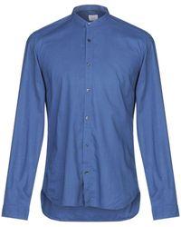 CALIBAN 820 Shirt - Blue