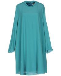 Balenciaga - Knee-length Dress - Lyst