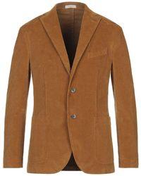 Boglioli Suit Jacket - Brown