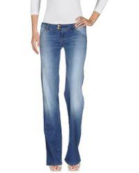 Met - Pantaloni jeans - Lyst