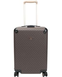 MICHAEL Michael Kors Wheeled Luggage - Brown