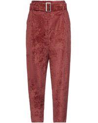 Masnada Pantalone - Rosso