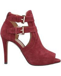 MICHAEL Michael Kors Ankle Boots - Red