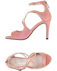 NICOLA SEXTON Sandals - Pink