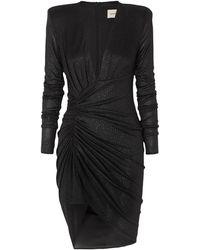 Alexandre Vauthier - Knielanges Kleid - Lyst