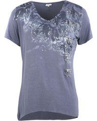 Deha T-shirt - Blue