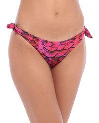 Roberto Cavalli Swim Brief - Pink