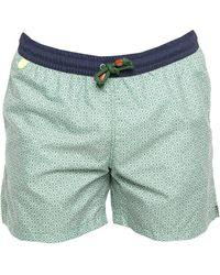 Gili's Swim Trunks - Green