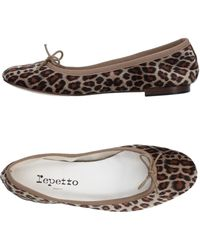 Repetto - Ballet Flats - Lyst