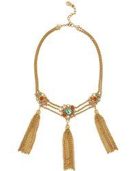 Ben-Amun Necklace - Metallic