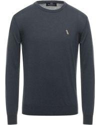 Aquascutum Sweater - Blue