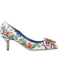Dolce & Gabbana Pumps - Weiß