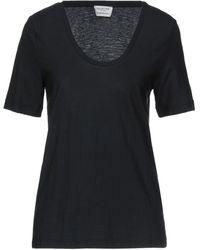 SELECTED T-shirt - Black