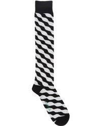 Officina 36 - Short Socks - Lyst