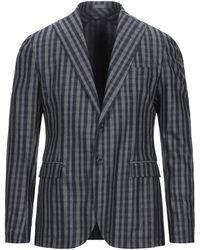 Alessandro Dell'acqua Suit Jacket - Blue