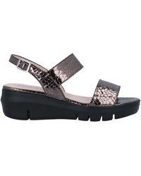 Donna Soft Sandals - Black