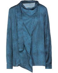 MAX&Co. Shirt - Blue