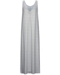 Verdissima Langes Kleid - Grau