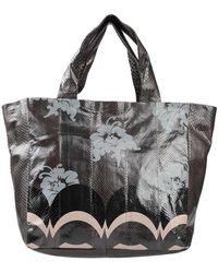 Maliparmi Handbag - Brown