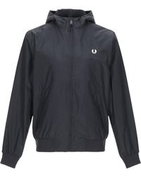 Fred Perry Jacket - Black