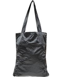 Lyst - DRKSHDW by Rick Owens Oversized Lightweight Bag in Black for Men bd51578c900ff