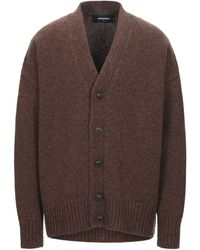 DSquared² Cardigan - Marrone