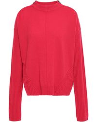 Duffy Turtleneck - Red
