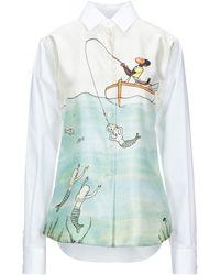 Lanvin Shirt - White