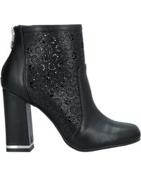 Gattinoni Ankle Boots - Black