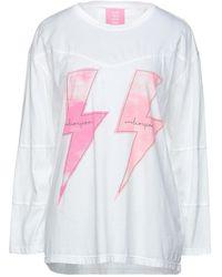 One Teaspoon T-shirts - Weiß