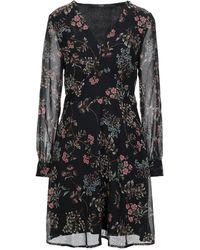 Vero Moda Kurzes Kleid - Schwarz