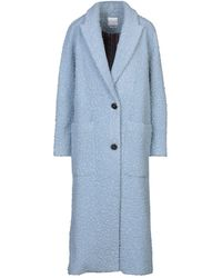 Ballantyne Coat - Blue