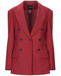 Smythe Suit Jacket - Red