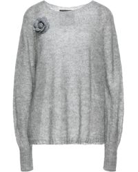 8pm Pullover - Gris
